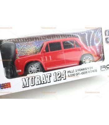 Toptan kumandalı araba pilli iki fonksiyon murat 124