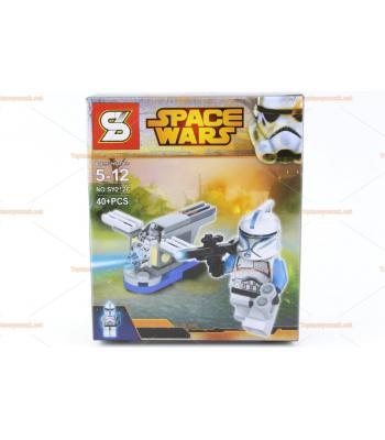 Toptan lego parçalı eğitici oyuncak yıldız savaşları