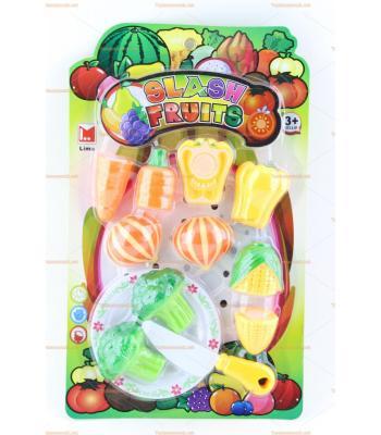 Toptan meyve sebze kesme cır cırt oyuncak