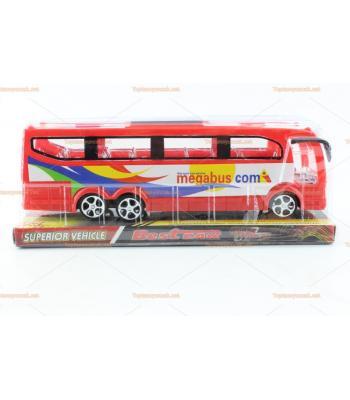 Toptan promosyon oyuncak otobüs plastik