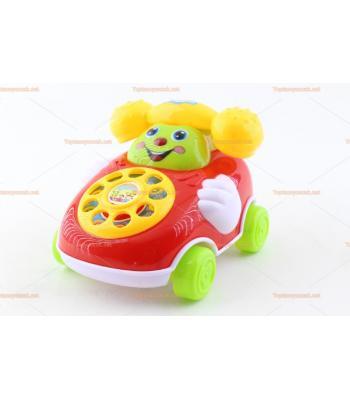 Toptan ipli çek bırak oyuncak telefon zilli