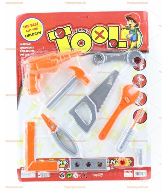 Toptan büyük boy tamir seti oyuncakları kartela