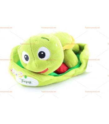 Toptan ucuz oyuncak niloya peluş kaplumbağa tospik