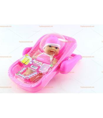 Toptan fiyat ana kucaklı oyuncak et bebek promosyon