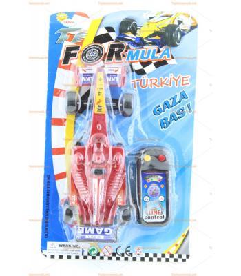 Toptan kablolu kumandalı formula oyuncak araba