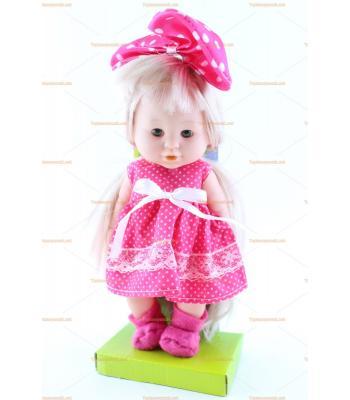 Toptan oyuncak et bebek minik standlı çok şirin
