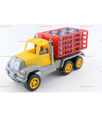 Tüplü kamyon ucuz promosyon oyuncak