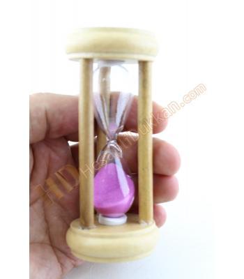 Promosyon ürünü mini kum saati baskı logo