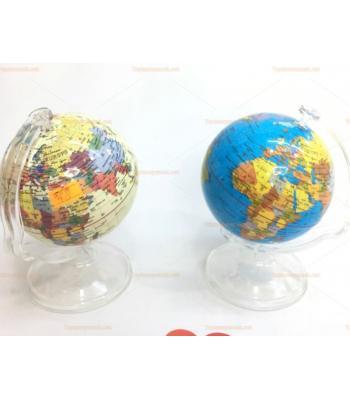 Toptan hediyelik ayaklı orta boy dünya küre