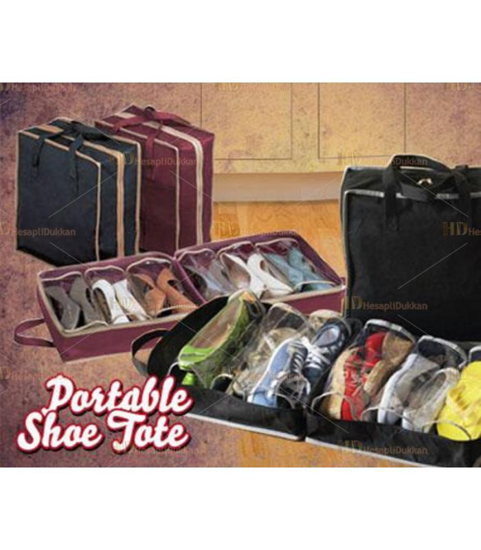 Promosyon ürünü Taşınabilir Ayakkabı Çantası