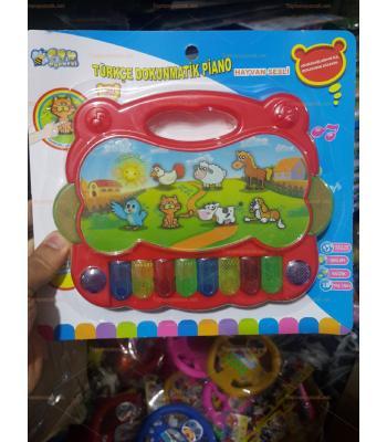 Eğitici oyuncak piyano en ucuz fiyat Türkçe