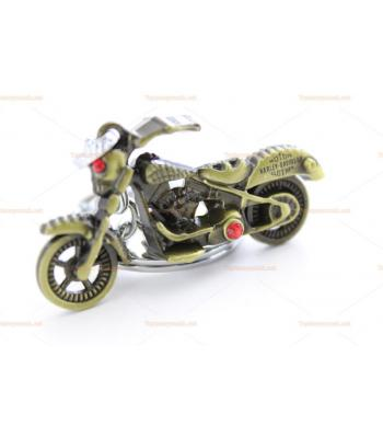 Toptan anahtarlık harley davidson sarı metal motosiklet