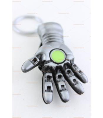 Toptan anahtarlık iron man metal el