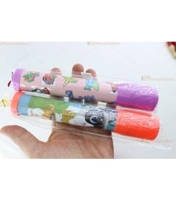 Promosyon oyuncak kaleydoskop çiçek dürbünü yeni model