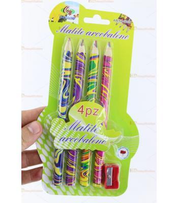 Promosyon oyuncak karışık renk yazan kalın kalem