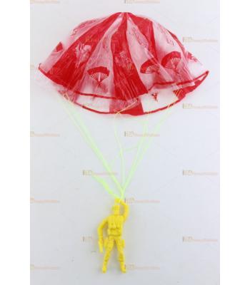Promosyon oyuncak paraşütlü adam
