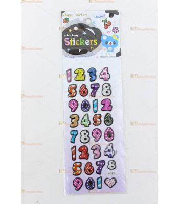 Promosyon oyuncak toptan sticker SM1707