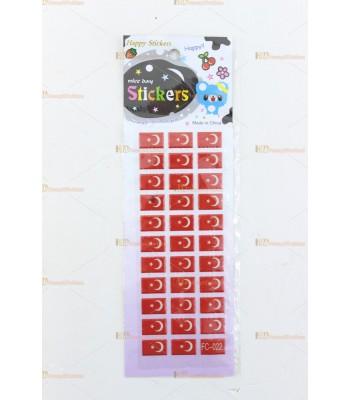 Promosyon oyuncak toptan sticker SM1722