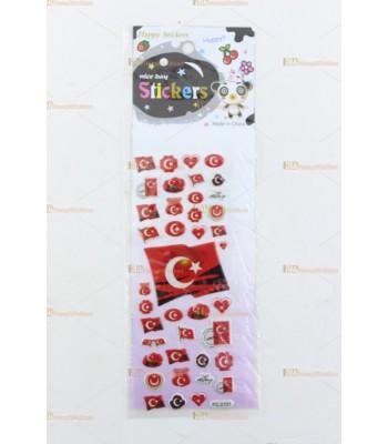 Promosyon oyuncak toptan sticker SM1723