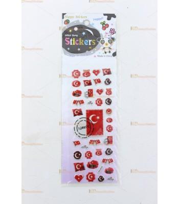 Promosyon oyuncak toptan sticker SM1753