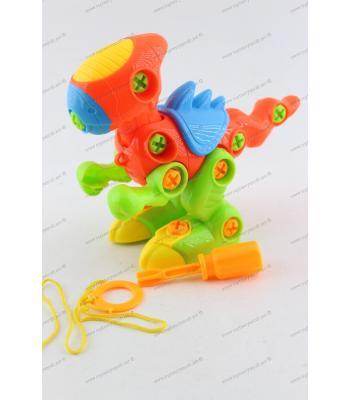 Promosyon oyuncak sök tak dinozor