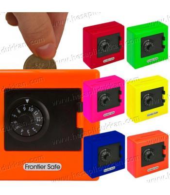 Promosyon oyuncak mini şifreli kumbara kasa