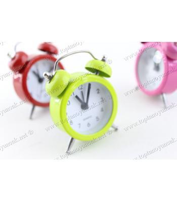 Promosyon oyuncak çalar saat pilli baskı logo