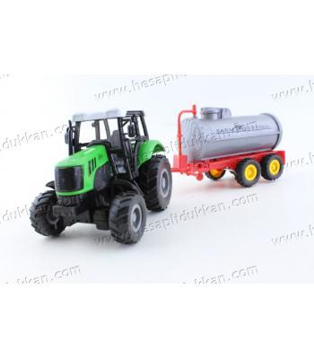 Promosyon oyuncak tanker traktör ucuz fiyat metal çek bırak