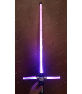 Promosyon toptan oyuncak star wars kılıç sesli ışıklı pilli