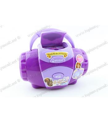 Toptan promosyon oyuncak prenses sofia müzik çalar