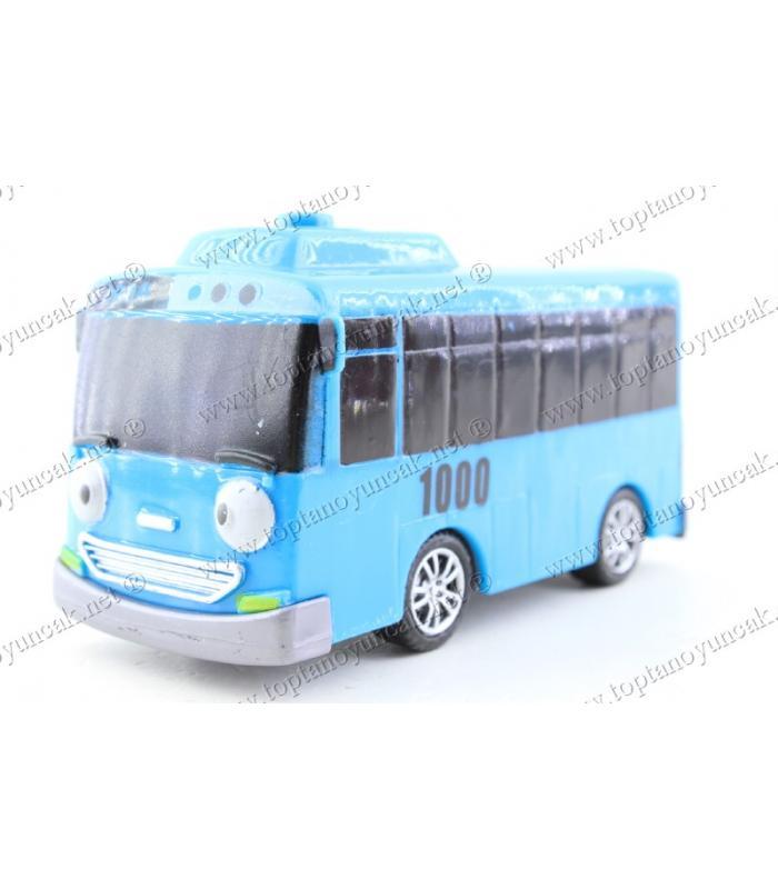 Promosyon oyuncak mini tayo minibüs sesli pilli