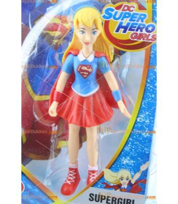 Süper kız oyuncak figür