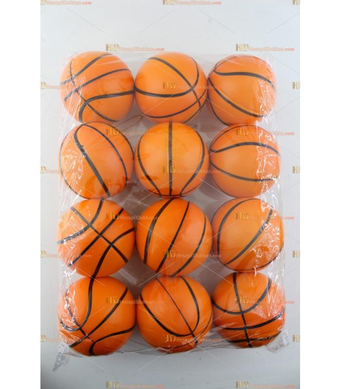 Ucuz toptan fiyat stres basketbol topu 10 cm