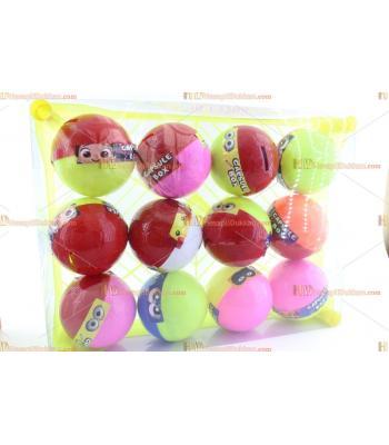 Toptan hediyelik promosyon içi oyuncak dolu sürpriz kumbara toplar