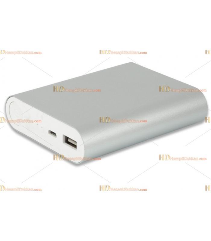 Toptan promosyon powerbank 10400 mah SMB74