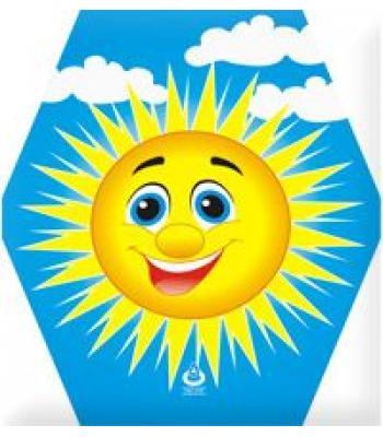 Toptan ucuz uçurtma güneş manzaralı