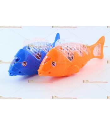 Toptan ışıklı oyuncak balık