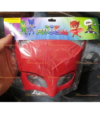 Toptan pijamaske pj masks maskeleri