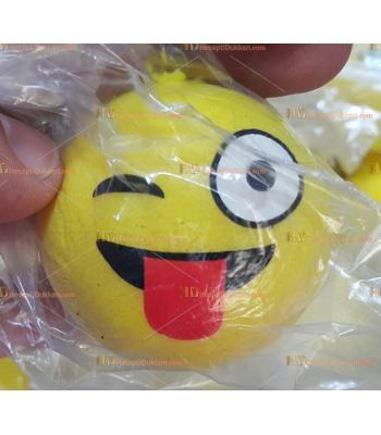 Mini emoji squishy