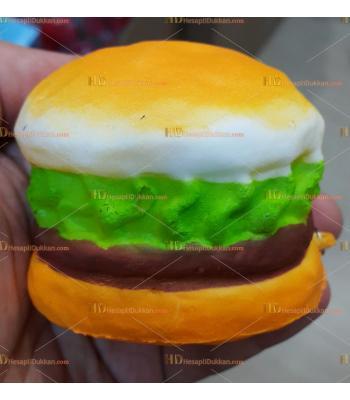 Hamburger squishy sukuşi toptan ucuz fiyat