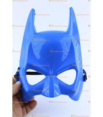 Toptan batman maske mavi