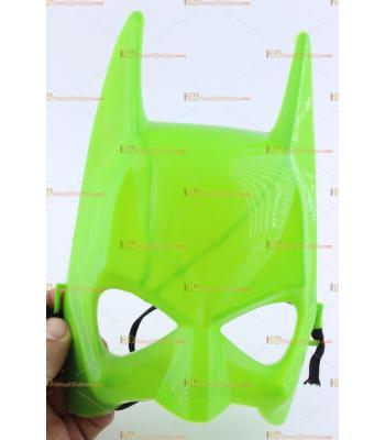 Toptan batman maske yeşil