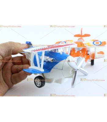 Toptan oyuncak çek bırak uçak metal sesli pervanesi döner