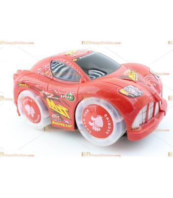 Toptan ucuz ışıklı oyuncak araba hareketli sesli