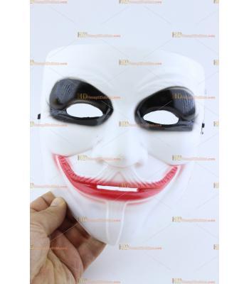 Toptan joker maske ucuz fiyat imalat