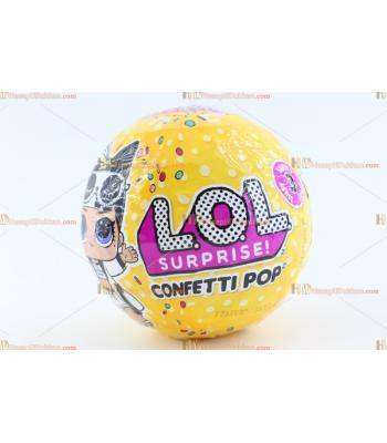 Toptan Lol bebek konfeti serisi orijinal ürün