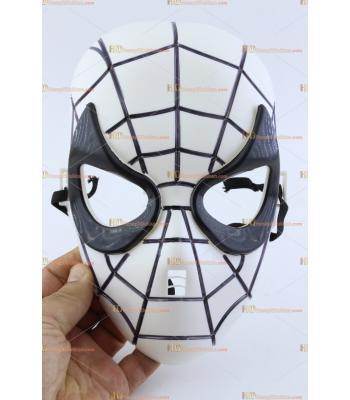 Toptan örümcek maske beyaz