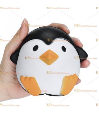 Toptan squishy şişman penguen büyük boy