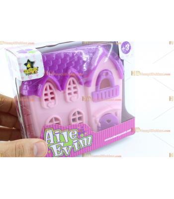 Toptan oyuncak bebek evi mini ev TOY6767