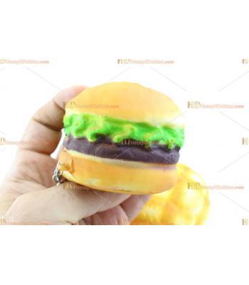 Toptan hamburger squishy indirim kampanya